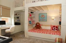 Bunk Beds With Built In Desk Bedding Http Images Searchq Built In Loft Bed Bookcases