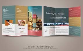 fold brochure template simple tri fold brochure template 20 simple yet beautiful