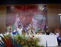 plants native to brazil indigenous guarani speech at world ayahuasca conference brazil