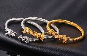 aliexpress buy new arrival fashion shiny gold plated aliexpress buy 2017 new design stainless steel viking