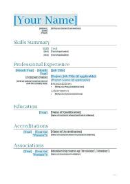 resume ms word format resume formatting microsoft word creative resume template free
