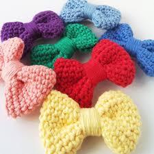 crochet hair bows the 25 best crochet hair bows ideas on crochet bows