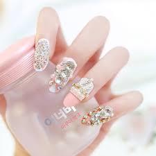 online get cheap false bling nails aliexpress com alibaba group
