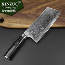 vg10 kitchen knives aliexpress buy xinzuo 7inch kitchen knife 73 layer japanese