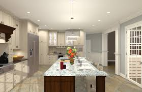 Gourmet Kitchen Designs Gourmet Kitchen Addition Design In Monmouth County Nj Design