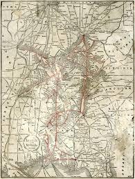 Railroad Map File Map Of The Louisville U0026 Nashville Railroad 1913 Jpg