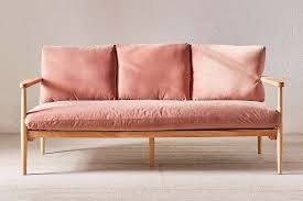 pink sofas for sale sofas on sale at urban outfitters 2017
