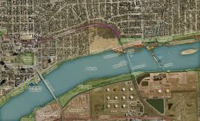 Map Of Tulsa Landplan Additional Works