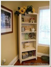 kitchen bookcase ideas kitchen bookshelf bookcase redo kitchen bookshelf and flea market