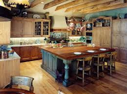kitchen ideas stunning rustic kitchen island gallery square