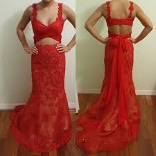 african prom dress two piece prom dress prom dress sheath
