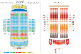 Vienna Opera House Seating Plan by Municipal House Obecní Dum Prague Upcoming Classical Events
