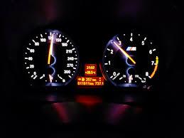 bmw speedometer mph in speedometer cluster date