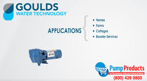 goulds j7s shallow well jet pump youtube
