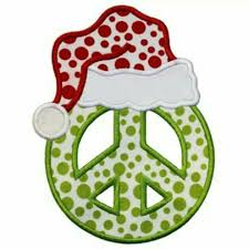 31 best hippie christmas images on pinterest peace signs peace