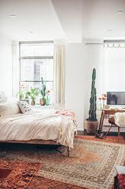 lovely mid century modern bedroom in latest home interior design