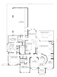 European Style House House Plans With Safe Room European Style House Plans 2408 Square