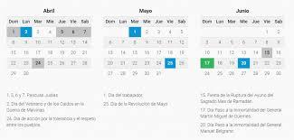 Calendario 2018 Argentina Ministerio Interior Conformidad Sector Turístico Y Empresarial Por La Recuperación