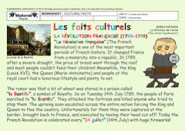 french y5 6 at the colours geometric shapes by
