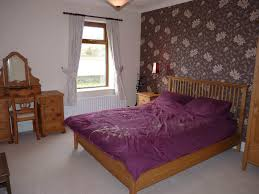 Bedroom Purple Wallpaper - briliant bedroom feature walls on bedroom with bedroom feature