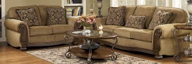 Ashley Furniture Living Room Tables Buy Ashley Furniture 6850038 6850035 Set Lynnwood Amber Living