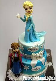 frozen cakes london