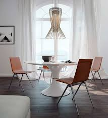 Modern Leather Dining Chairs Eco Leather Dining Chair Ml Maxen Modern Chairs