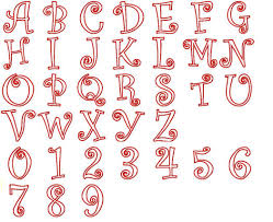 cute alphabet fonts google search imprimibles pinterest