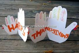 thanksgiving craft preschoolers handmade craft design