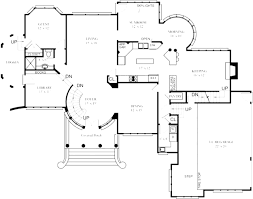 Traditional Floor Plan Open Concept Colonial Floor Plans Google Search Build A House