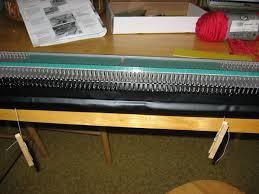 sweater machine machine knitting the caron notebook
