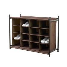 amazon com neatfreak 5632 e 16 compartment shoe organizer toys