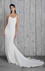 simple wedding dresses for the 18 stunning yet simple wedding dresses