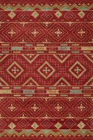 red southwest rug collection