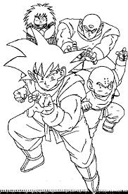 colerelo dragon ball drawings