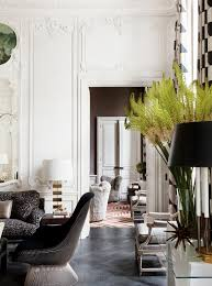Parisian Interior Design Style Parisian Style At Home U0026 On You Elements Of Style Blog