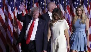 donald trump presiden amerika ivanka trump resmi diangkat sebagai penasihat presiden amerika