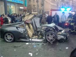 teenage sons of russian bankers crash a ferrari f430 autoevolution