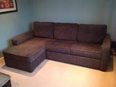 Ebay Furniture Sofa Ikea Manstad Corner Sofa Bed Gobo Blue Grey Blue Grey Gray And