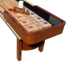 ricochet shuffleboard table for sale merlot premium pub style shuffleboard tables add delivery and