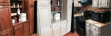 Painting Kitchen Cabinets Chalk Paint How To Paint Kitchen Cabinets Professionally U2013 Petersonfs Me