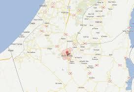 sheva israel map sheva map