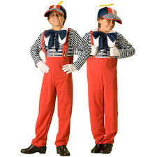 Tweedle Dee Tweedle Dum Halloween Costumes Tweedle Dee Tweedle Dum Costume Alice Wonderland