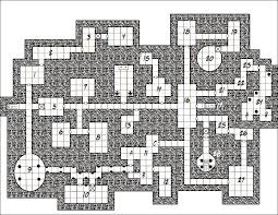 colour textured dungeon maps creative commons licensed maps