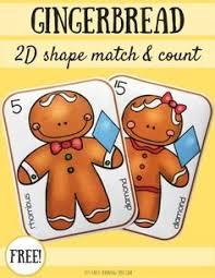 five little gingerbread men poem and emergent reader emergent