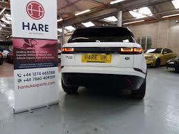 land rover british range rover velar hare car exports we export british luxury