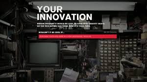 nissan zero gravity seats nissan innovation garage nissan innovation garage teaser 600 87401