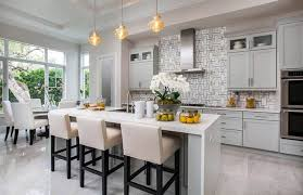 white kitchen cabinets tile floor types of kitchen flooring best design ideas designing idea