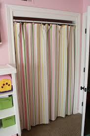 Shower Curtain For Closet Door Closet Door Curtains Search House Pinterest Closet