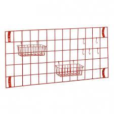 grille de cuisine grille murale de rangement compacte cuisine et marchande nathan